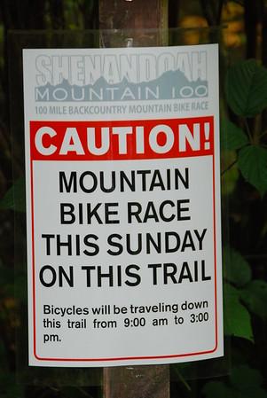 2009 Shenandoah Mountain 100