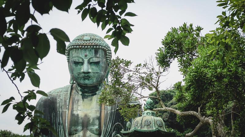 Japan Travel Guide - Kamakura Buddhist Statue