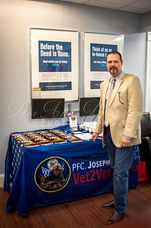 The PFC Joseph P Dwyer VET 2 VET Program of Putnam County , NY