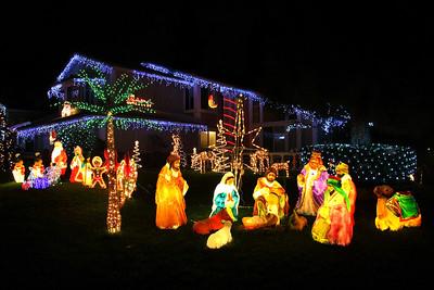 Christmastime in Brea 2012