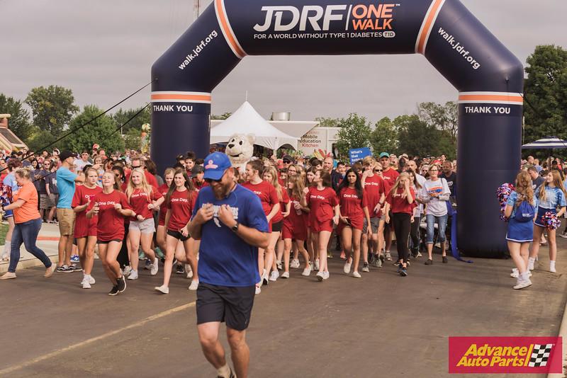JDRF WALK FOR DIABETES