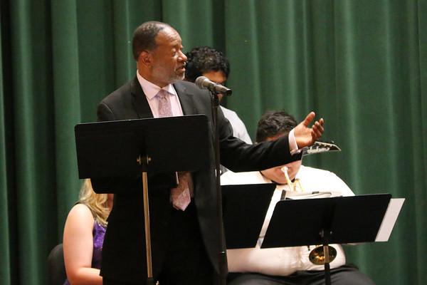 Jazz Band Concert Featuring Professor Moore