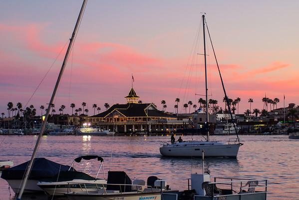 balboa at sunset 2014-02-16