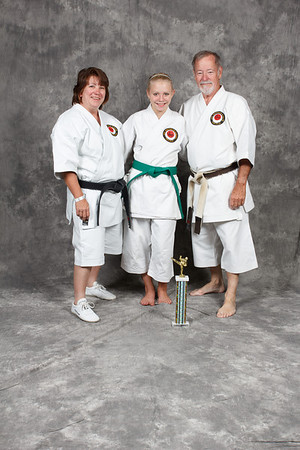Five Seasons Karate Tournament