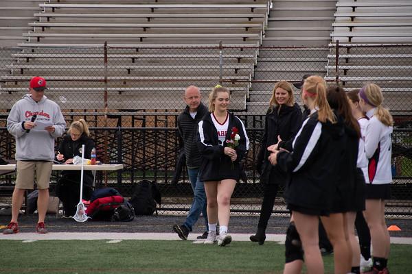 '19 Chardon Girls Lacrosse Senior Night