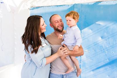 Family | Julia, Andreas & Vito
