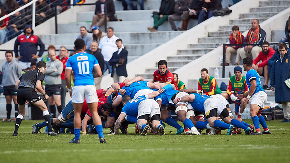 18 Nov 2018 Spain v Namibia (Test Match)
