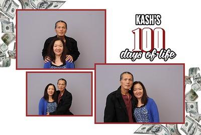 Kash's 100 Days of Life