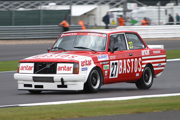Motor Racing Legends - Historic Touring Car Challenge - Silverstone Classic 2021