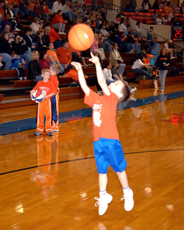 Marshall County Little Dribblers - Preschool & Kindergarten  -  January 13, 2007