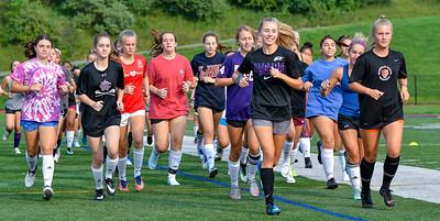 CBA Girls Soccer 2018