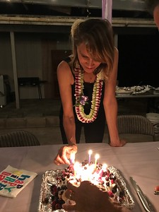 Malia's Birthday August 17, 2017