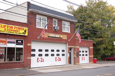 Passaic County Firehouses