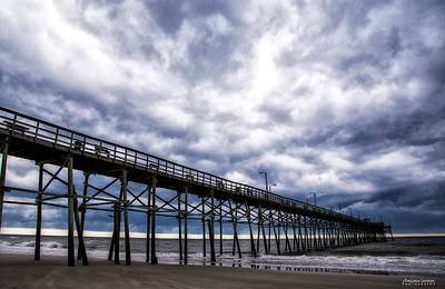 Yaupon Beach Fishing Pier - Yaupon Beach,  Oak Island, NC