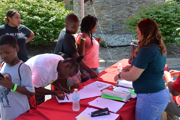 2018 Wellness Plan Family Fun Day in Pontiac