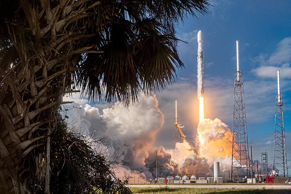 Falcon 9: Starlink mission [5th]