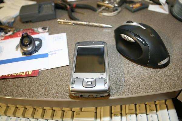 New 8125 Phone