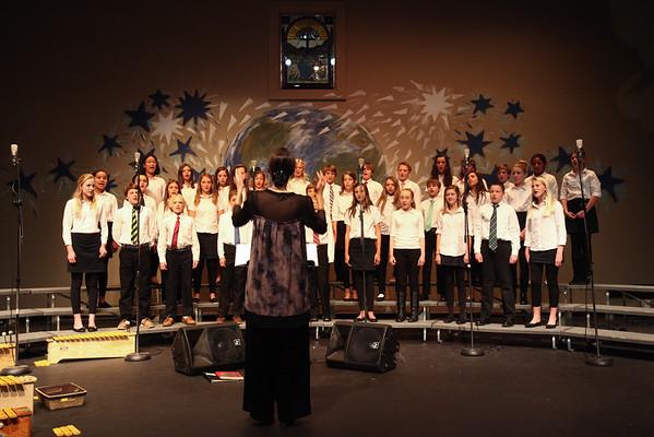 Grades 5-8 Winter Choral Concert