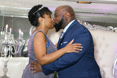 MAY 7TH 2021: APRIL & HAKEEM'S 20TH WEDDING ANNIVERSARY PARTY