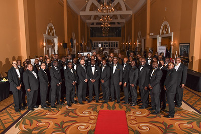 GZL Black and Gold Ball 2018