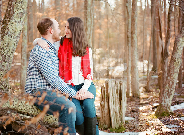 Hannah & Matt's Engagement Session