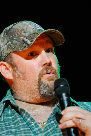 Larry the Cable Guy 2-12-2009