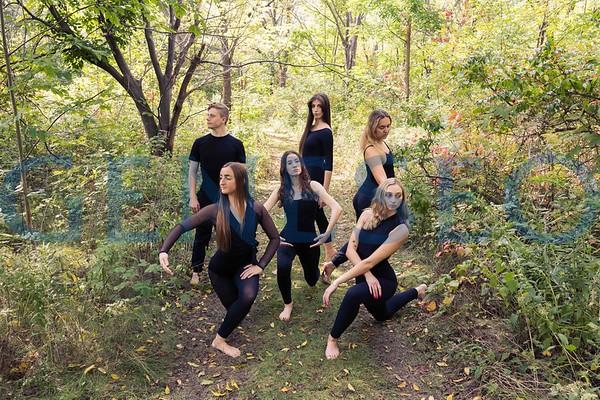 Dance Ensemble Promo Photos