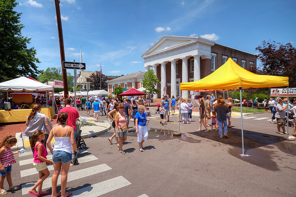 Cumberland's Heritage Days 2012