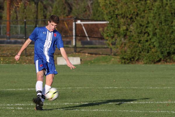 Boys' Varsity Soccer vs. Winchendon | November 7