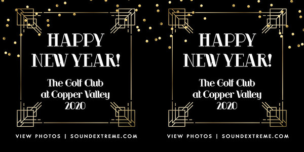 Coppervalley NYE 2020