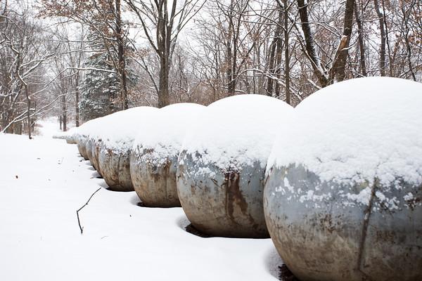 Laumeier Snow Dec. 2019