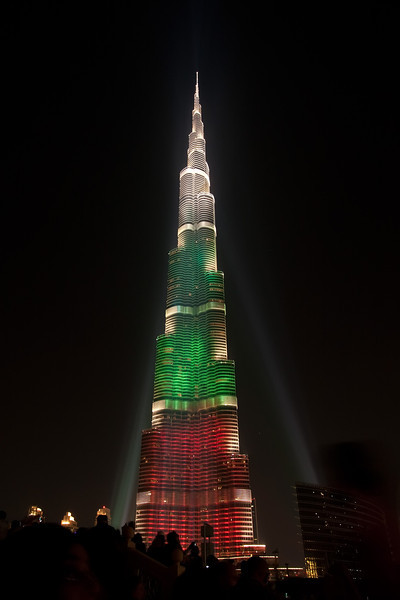 Dubai - Burj Khalifa World's Tallest Building