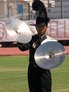 Viper Vanguard at the Gilbert Marching Invitational 10/2/2010