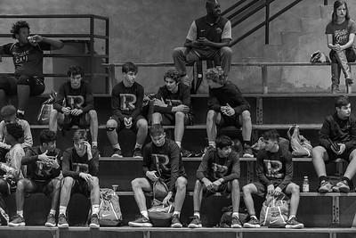 01 North Dallas in Black and White