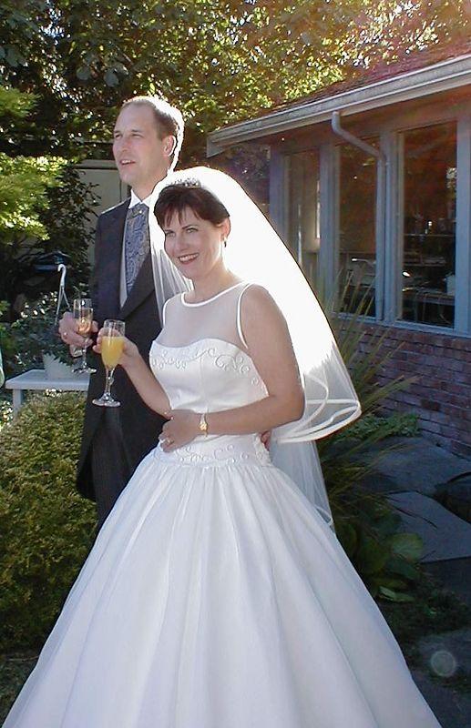 2001-09 - Lucy and Tony's Wedding