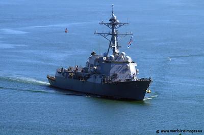 USS Sampson DDG-102