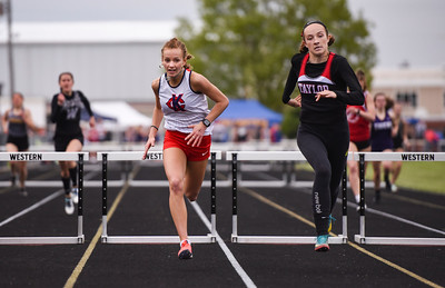 Girls track and field sectional (5/18/21)