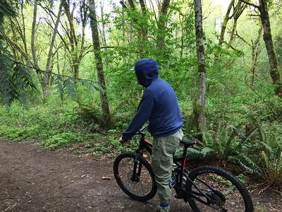 Intro to Mtn Biking-30April 2017