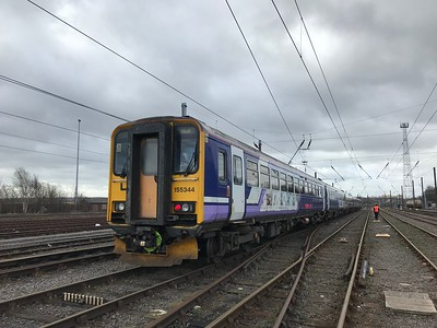 Arriva Northern - Class 155