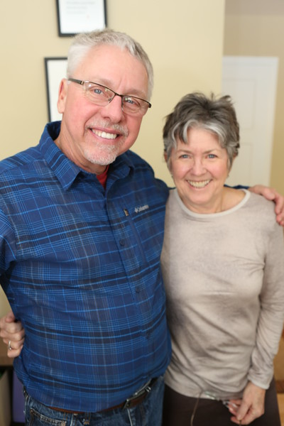 Bob & Cathy Beckman