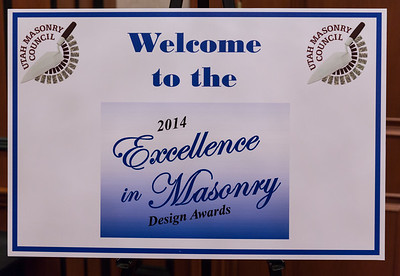 2015 Excellence in Masonry Awards