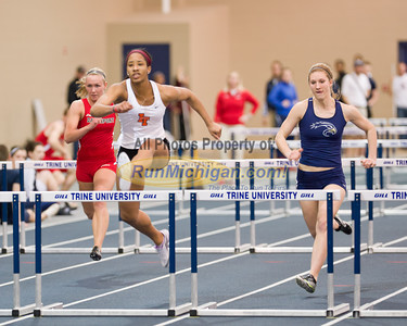 Hurdles - 2012 WHAC Indoor Finals