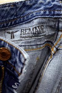 Thigh High Jeans