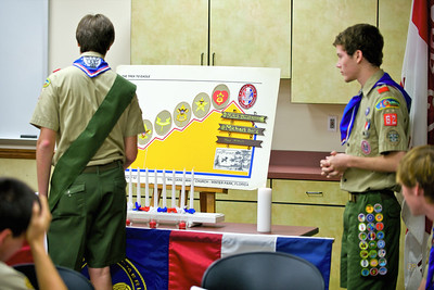 Troop 62 Eagle Court of Honor - January 4, 2009