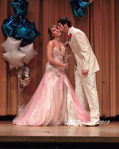 2013 NHS Prom Fashion Show & Rehearsal