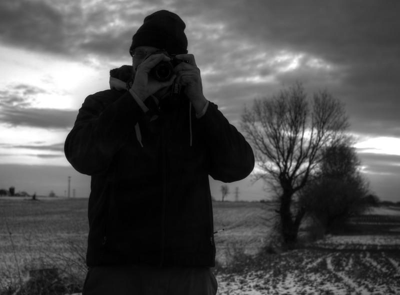 selfie - monochrome mirror in countryside(p).jpg