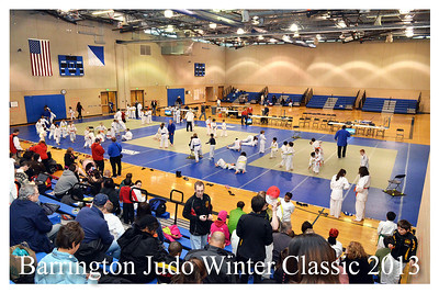 Barrington Judo Winter Classic 2013