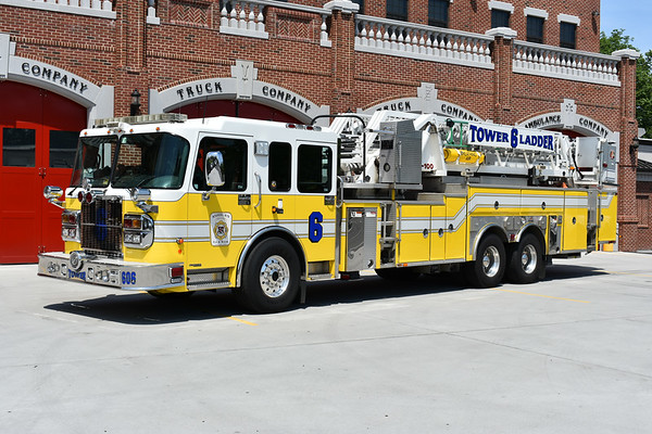Company 6  - Ashburn Fire & Rescue (Ashburn station)