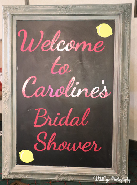 2019 Caroline Bridal Shower