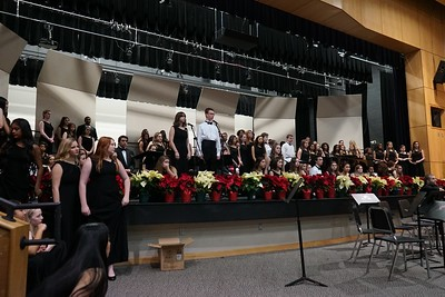 Winter Choral Concert Pics 2016